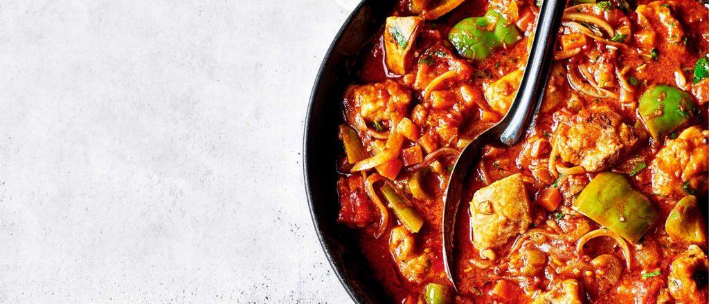 chicken recipes - Paprika Chicken Goulash Photo credit: Olive Magazine