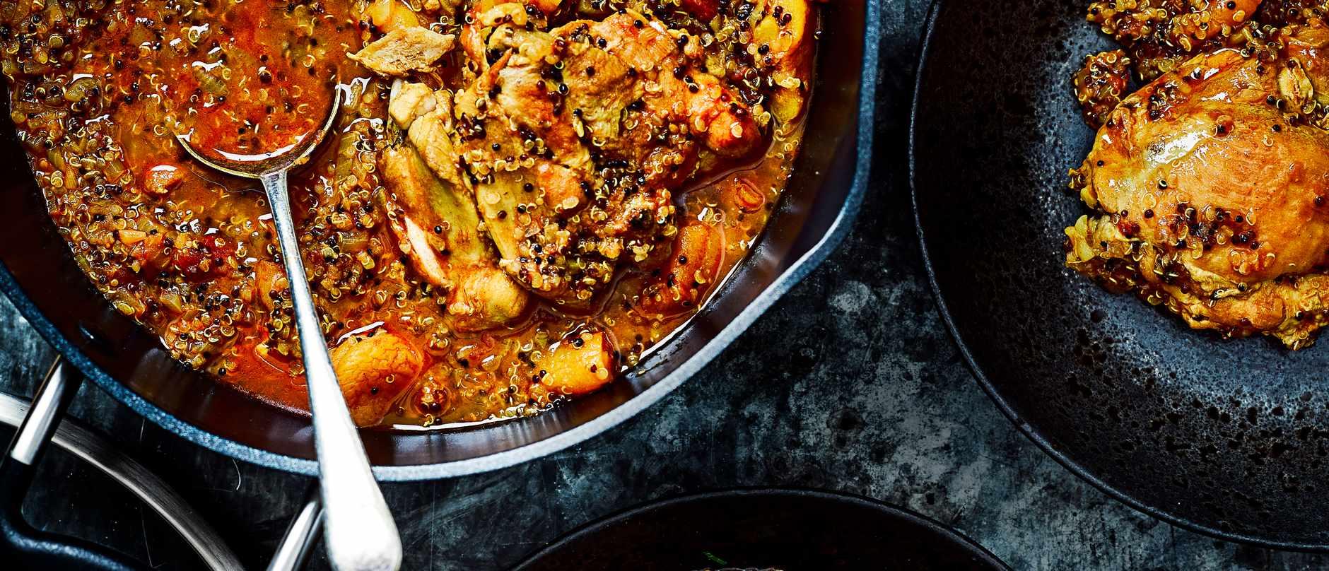Healthy Winter Chicken Recipes Under 500 Calories Healthy Glow