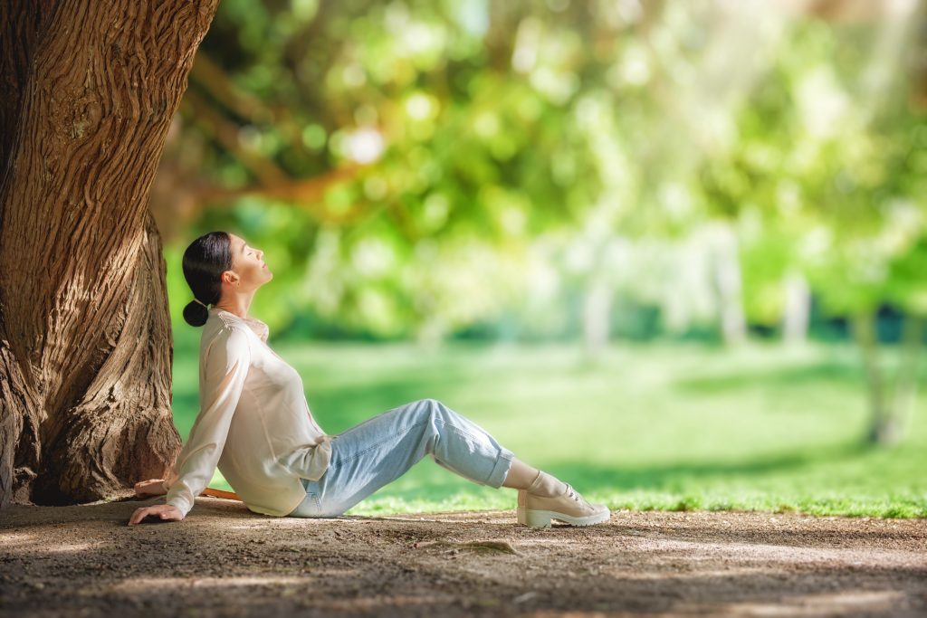 relaxing and recharging your batteries is a key element to success when looking to boost your metabolism