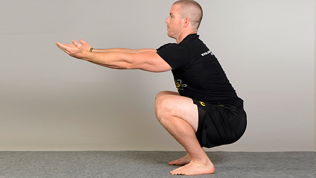 improve your flexibility by performing a full range of motion on each exercise
